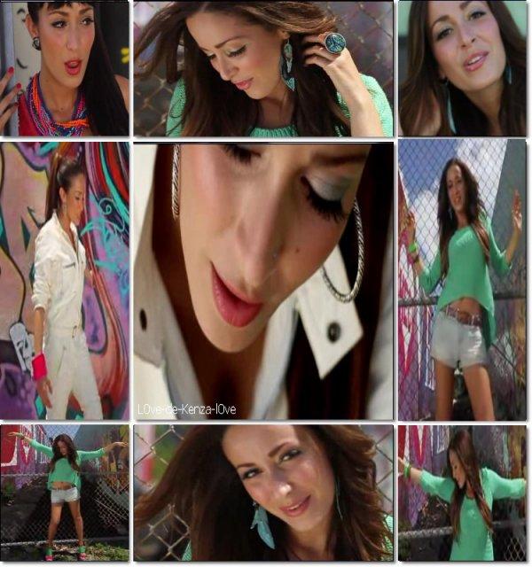 """"""" Lucky """" , le nouveau clip de Kenza Farah en ligne !"""