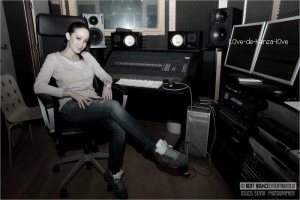 "Interview de Kenza dans "" Entrevue """