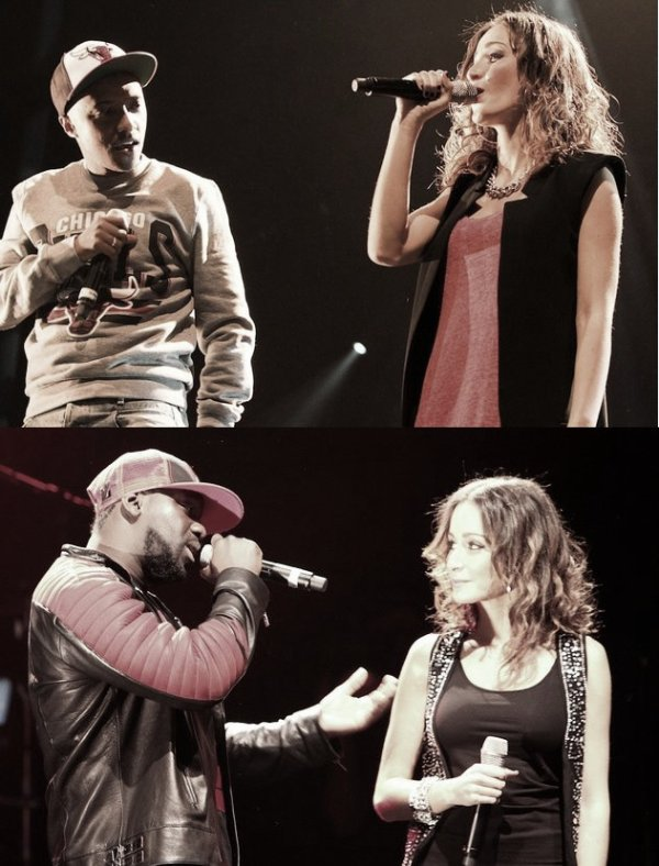 Kenza Farah en concert à l'Olympia le 2 Fevrier 2013 !