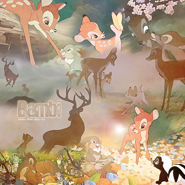 Bambi 1 et 2