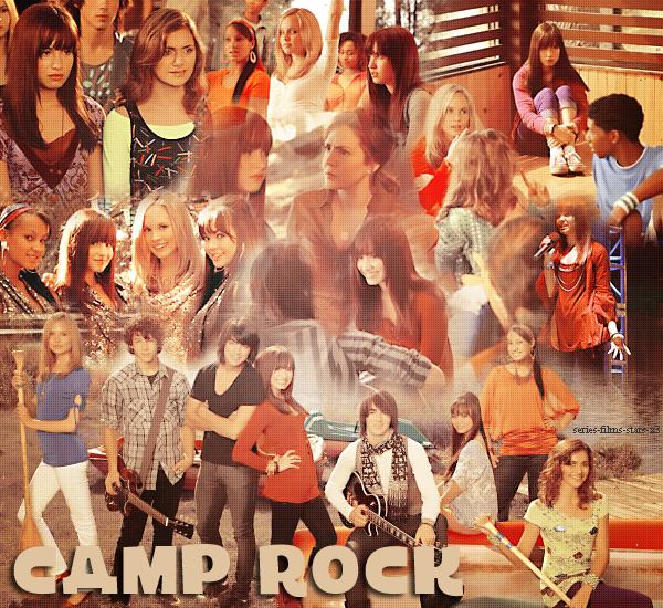 Camp Rock 1 et 2