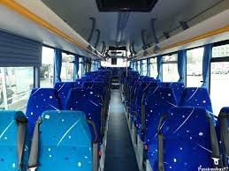 linterieur de nos bus keolis