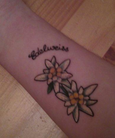 mon 2ème tatouage ^^