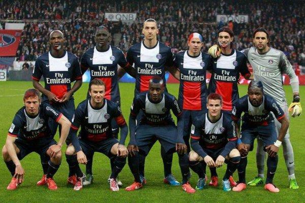 Paris est champion