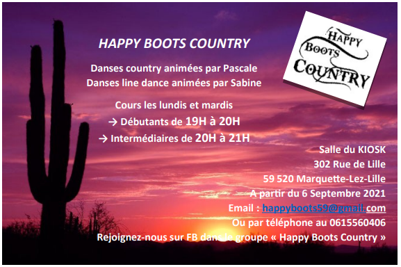 Happy Boots Country