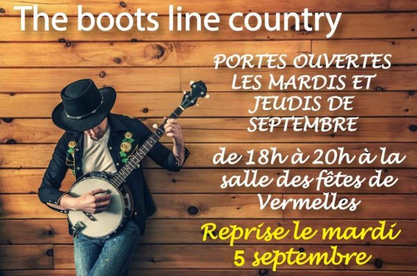 The Boots Line Country