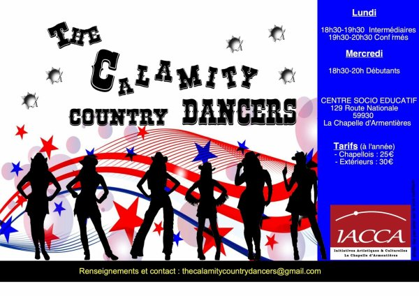 The Calamity Country Dancers