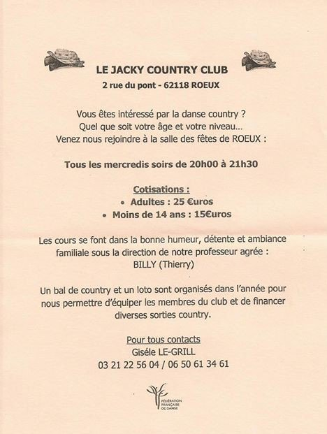 Le Jacky Country Club