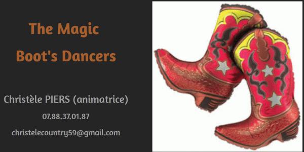 The Magic Boot's Dancers