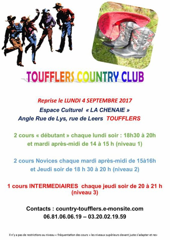 Toufflers Country Club