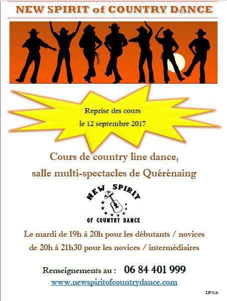 New Spirit of Country Dance