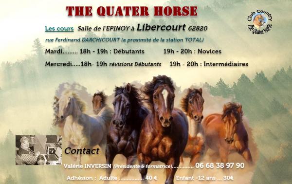 The Quater Horse