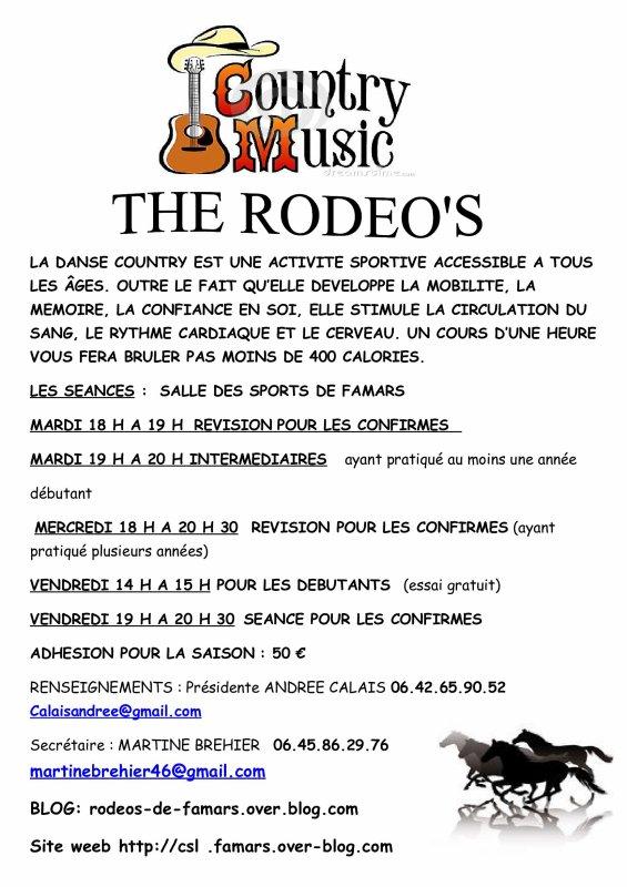The Rodéo's