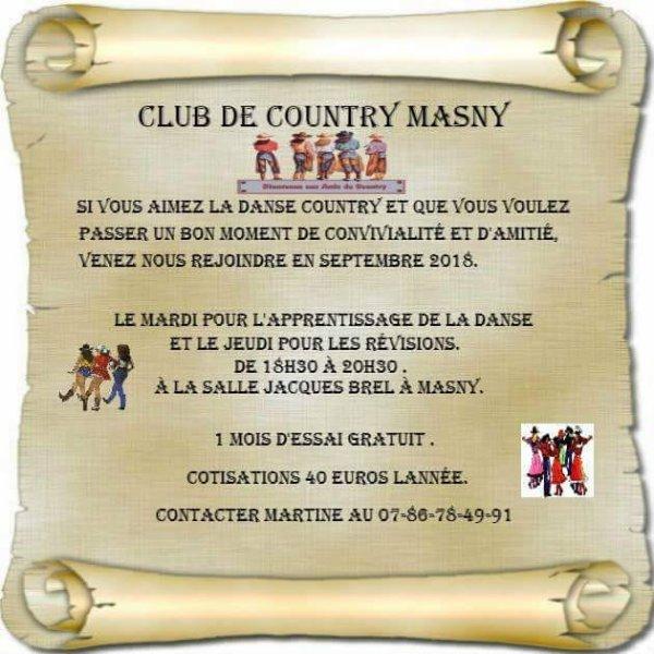 Club de country Masny