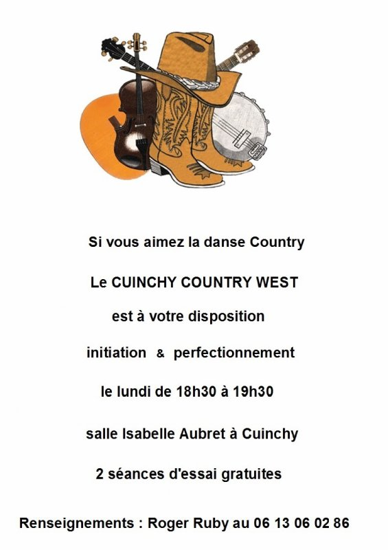Le Cuinchy Country west