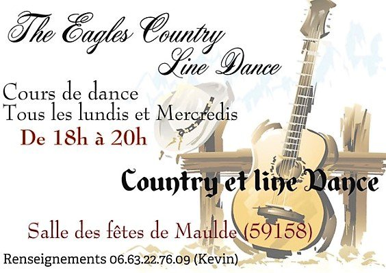 The Eagles Country Line Dance