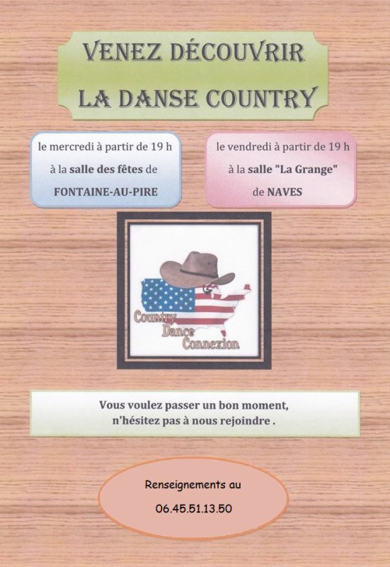 Country Dance Connexion