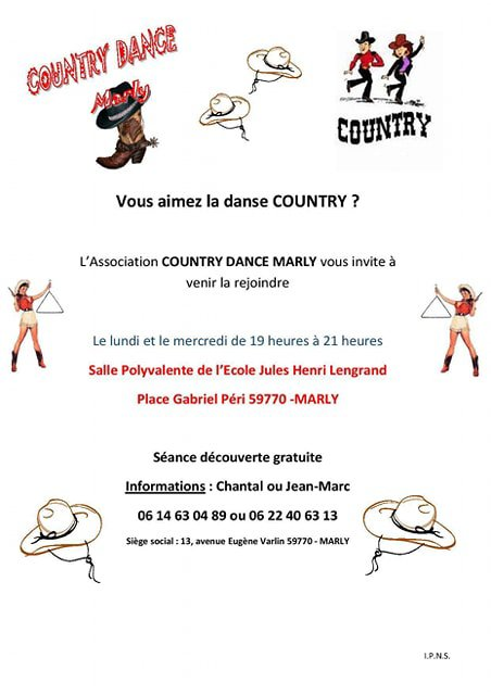 Country Dance Marly