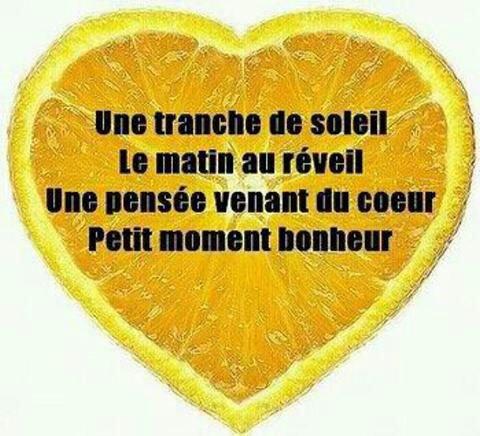 Aaaah le Soleil ;)