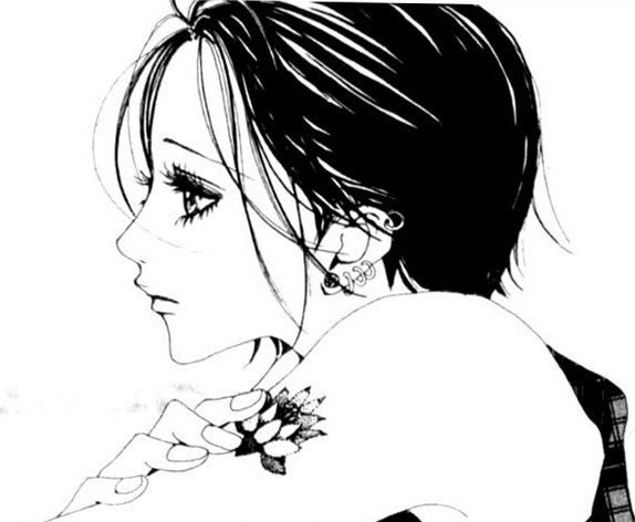 Alyssa, la rockeuse