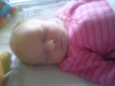 ma nièce ma tite princesse<3