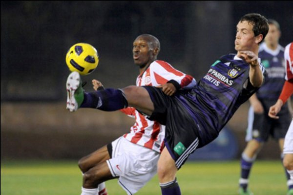 13/11/2011  -  AMICAL  -  PSV EINDHOVEN (PAYS-BAS) - RSCA  :  0-0