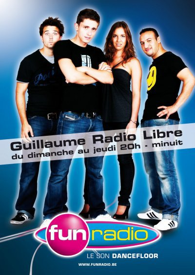 Guilaume radio libre
