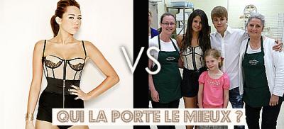Miley vs Selena: Qui la porte mieux ?