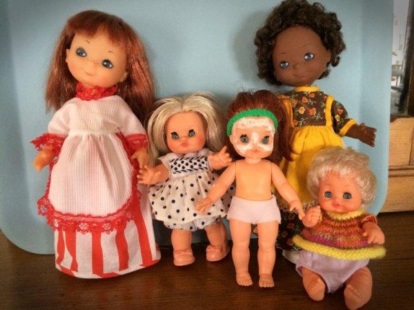 Acte 1 des jolies Bêtises: Babette, Paulette et Laura ont débarqué sans passer la frontière...