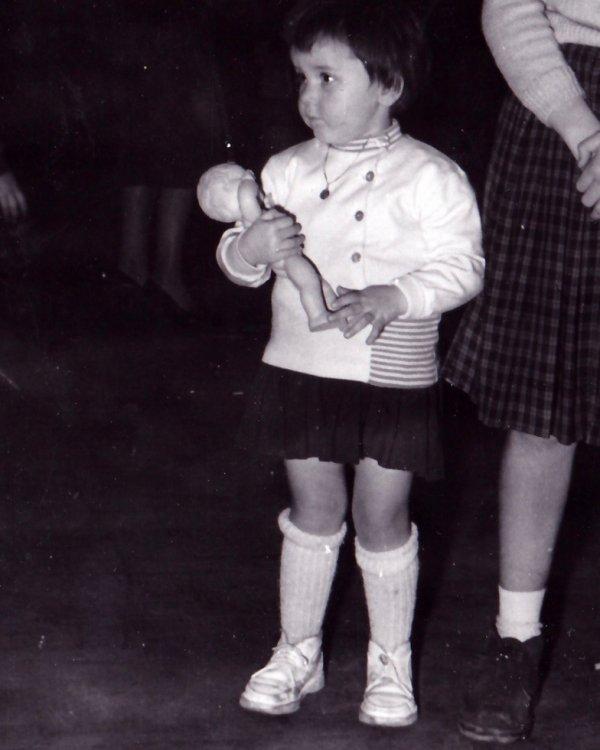 Histoire de poupées et de dimanches avant Noel...