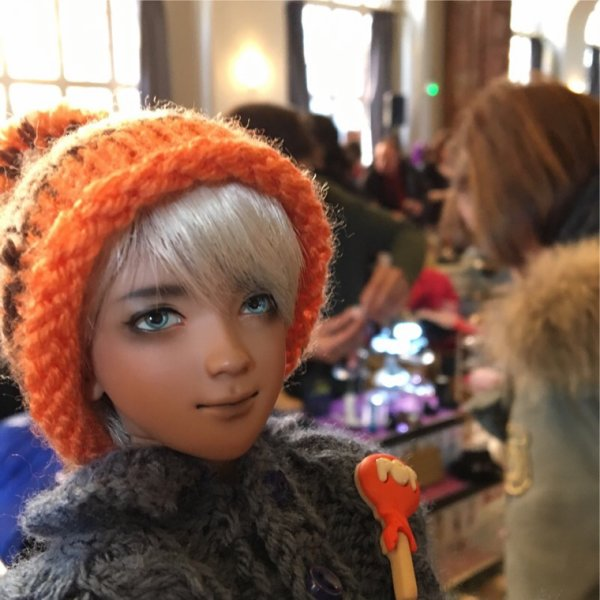 Dolls rendez vous in Paris 3