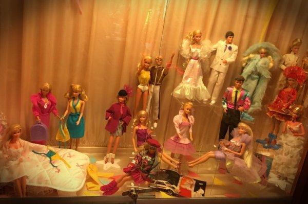 Expo années 80 (6) les Mannequins ...