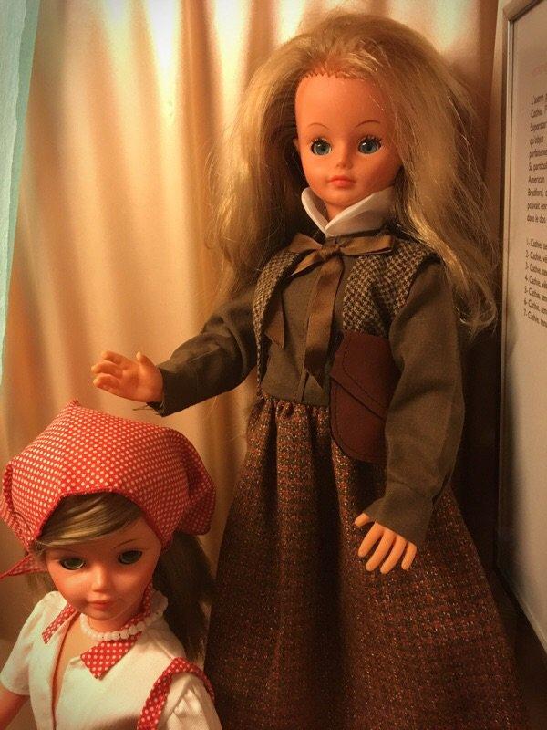 Expo années 80 (7) les Mannequins...français ...