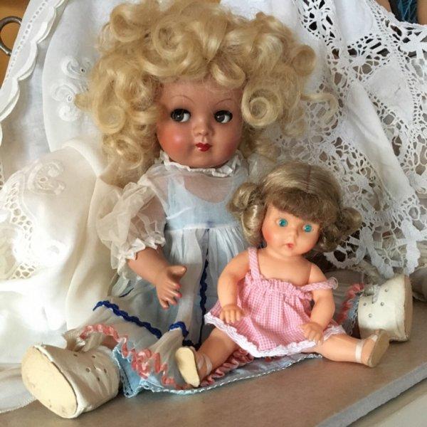 7/ la poupee des poupées