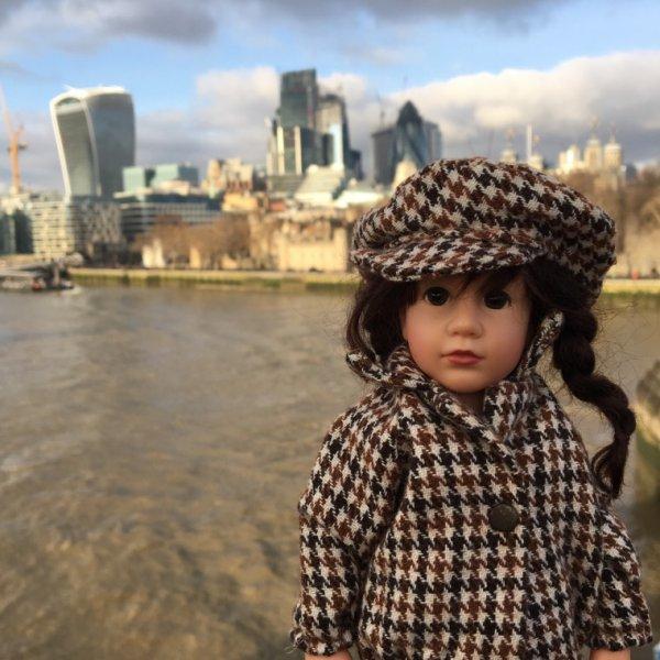 Bal(l)ade à London en Paname