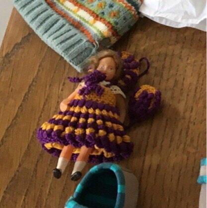Mi-Carême (5) 2018: 8 mars...on fait un crochet?