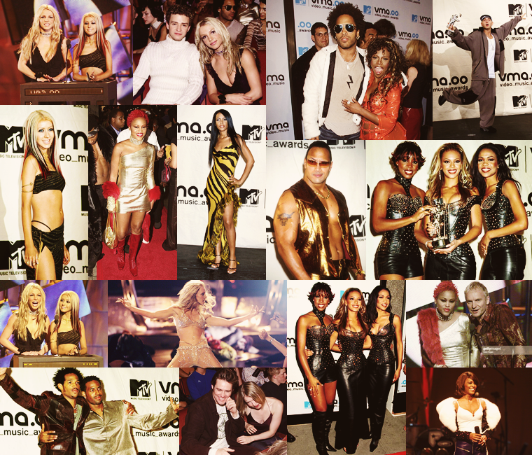 MTV Video Music Awards 2000.