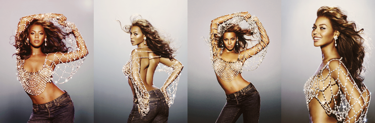 Dangerously in Love.