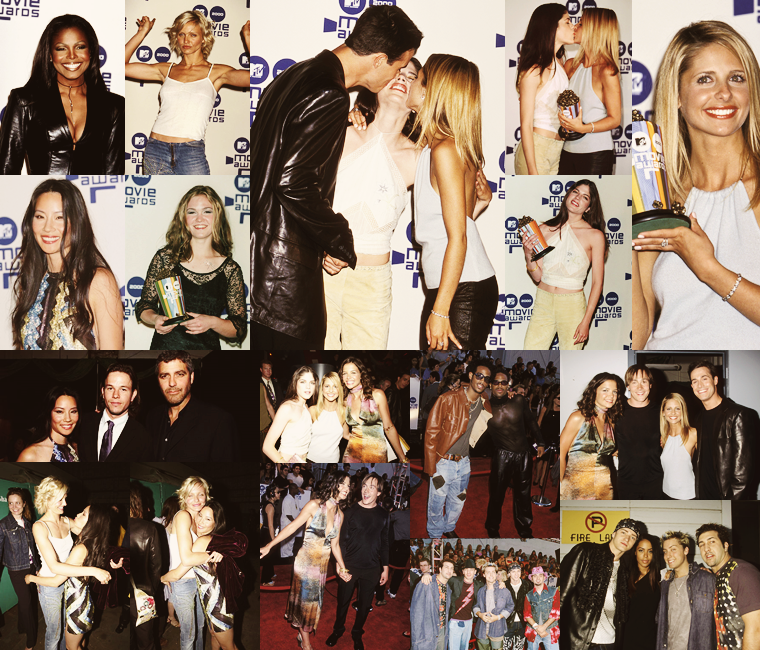 MTV Movie Awards 2000.