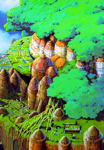 9 9 Hayao Miyazaki et le studio Ghibli 9