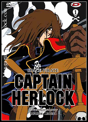 9 9 Captain Herlock: The Endless Odyssey [ Anime ] 9
