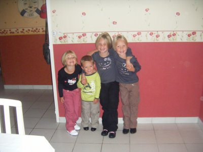 mes 4 amours que j aime tres fort