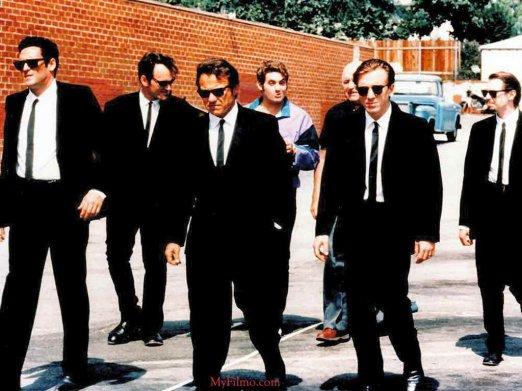 Si tu m'flingues en rêve tu me demande pardon en t'réveillant. Reservoir Dogs