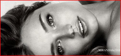 Miranda Kerr : Le ridicule ne tue pas