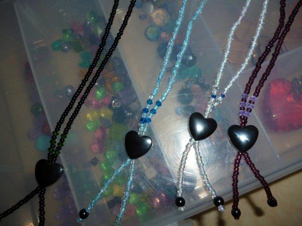 Collection Hematite