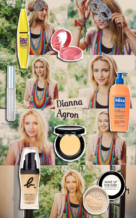 Dianna, Teen Vogue 2010