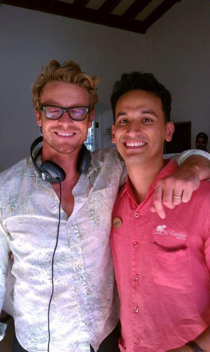 Des photos du tournage de l'épisode 9 de la saison 6