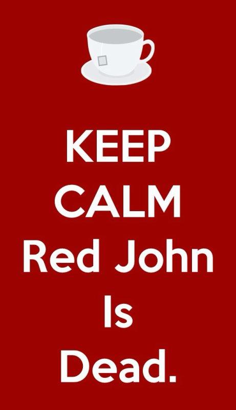 John Le Rouge est...!