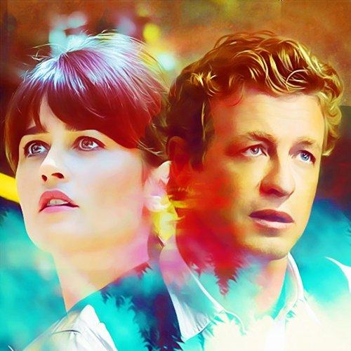 Jane et Lisbon face aux sentiments qu'ils ont l'un pour l'autre
