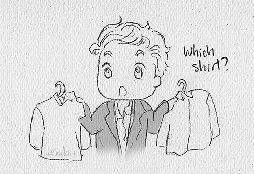 Une scène sous forme de dessins et de gifs de l'épisode 11 de la saison 6